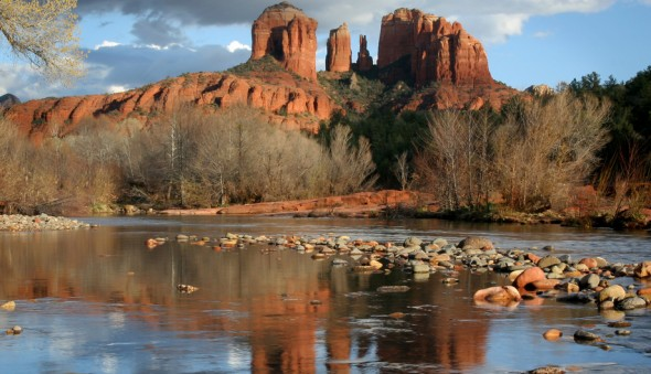Cathedra Rock and Arizona Active Adult Living