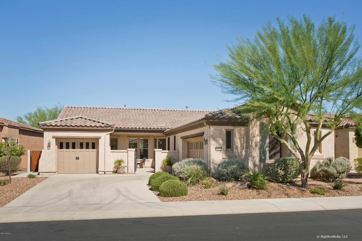 2br 2 5ba Den Accredo Floor Plan Home For Sale Arizona